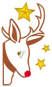 Reindeer Profile (MacroHoop)