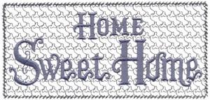 Home Sweet Home Vine Background