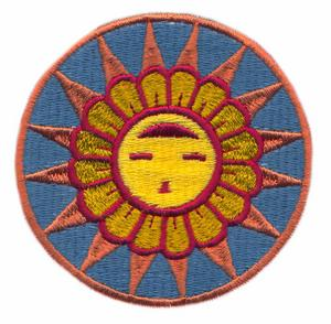 God of Sun Medallion