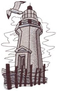 Sandbank Lighthouse