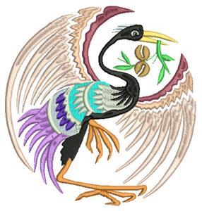 Oriental Bird ( Large )