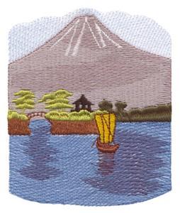 Lake Mount Fuji