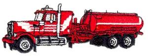 Tank Truck PE020