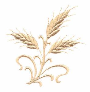 Wheat Trio  (Whitework)