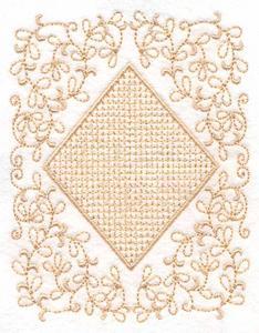 Monogram Square Small