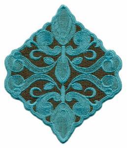 FSL - Victoria Tray Diamond ( Lace )
