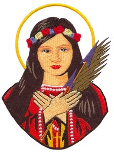 St. Philomena (no border )