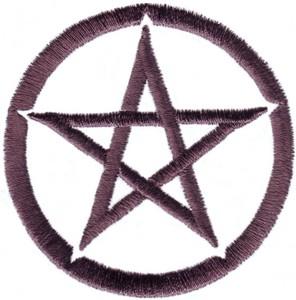 Wicca Pentagram Symbol