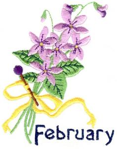 February Violet