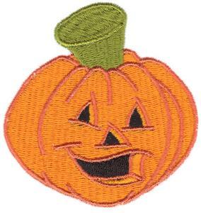 Happy Face Pumpkin