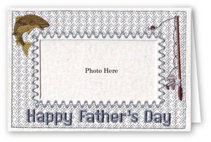 Happy Father's Day - Photo Greeting Card