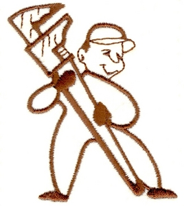 Mechanic Man outline
