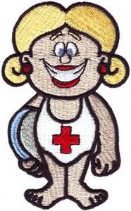 Lifeguard Jane