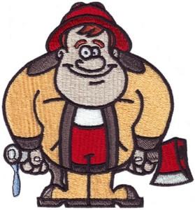 Firefighter John