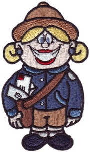 Mail Carrier Jane