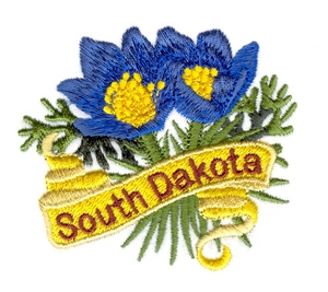 south dakota state flower pasque flower click for detailed view