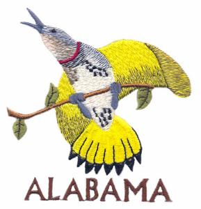 Alabama State Bird - Yellowhammer