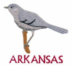 Arkansas State Bird - Mockingbird