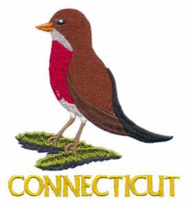 Connecticut State Bird - Robin