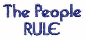Arkansas Motto - The People Rule