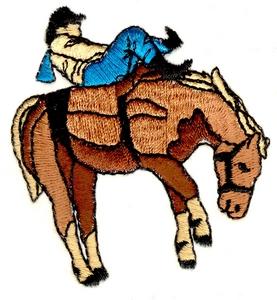 Bare Back Rider