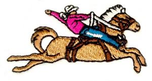 Getaway Horse and Rider