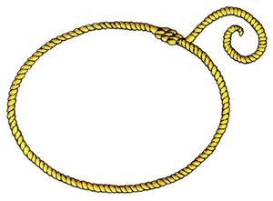 lasso rope custom embroidery designs by stitchitize rh stitchitize com Clip Art Cowboy Lasso Cowboy Lasso