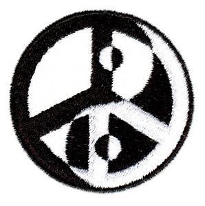 Peace Yin - Yang Large