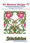 Art Nouveau Designs #1