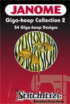 Janome Giga-hoop Collection 2