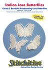Italian Lace Butterflies (freestanding)