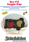 Bee #10 - Snuggle Bugs
