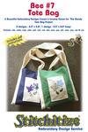 Bee #7 - Tote Bag
