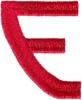 Arts & Crafts Alphabet - E