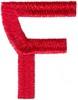 Arts & Crafts Alphabet - F