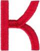 Arts & Crafts Alphabet  - K