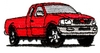 Ford (F-150) Supercab - smaller