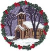 Holly Wreath Church