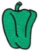 Green Pepper (Larger)