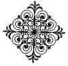 Wrought Iron or Tile Design