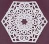 FSL - Lace Medallion #1 - Italian Lace (freestanding)