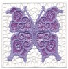 FSL - Butterfly Square 5 (freestanding)
