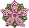FSL - Pinkpetal Lace Flower (Freestanding)