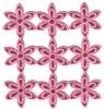 FSL - Pinkpetal Lace Flowers Square