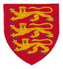 England Coat of Arms ( Large )