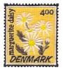 Denmark Stamp( Marguerite Daisy )