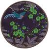 Plum Blossoms and Bird - Sashiko Picture