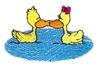 Kissing Ducks