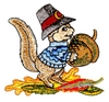 Pilgrim Squirrel