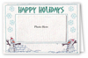 Happy Holidays - Photo Greeting Card